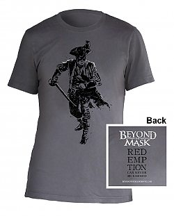 Beyond the Mask: T-shirt (Medium)