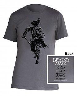 Beyond the Mask: T-shirt (XL)