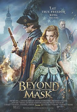 Beyond the Mask - Autographed Poster