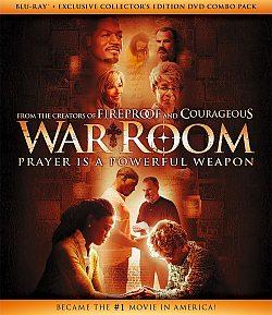War Room - Combo DVD