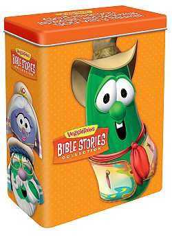 VeggieTales: Bible Collection Collectible Tin