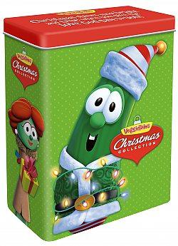 VeggieTales: Christmas Collection Collectible Tin