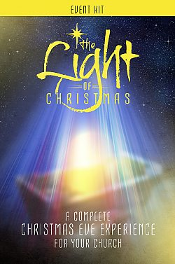 The Light of Christmas - Church Kit