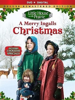 Little House on the Prairie: A Merry Ingalls Christmas