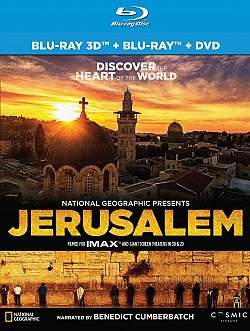 Jerusalem /DVD Combo and 3D