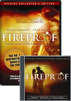 Fireproof Set CD