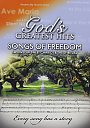 Gods Greatest Hits: Songs of Freedom - DVD