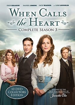 When Calls the Heart: Season 3 - 10 Disc Set