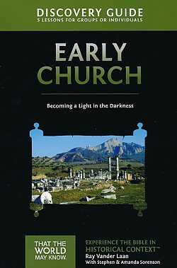 Faith Lessons: 05 Early Church Discovery Guide