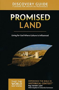 Faith Lessons: 01 Promised Land Discovery Guide