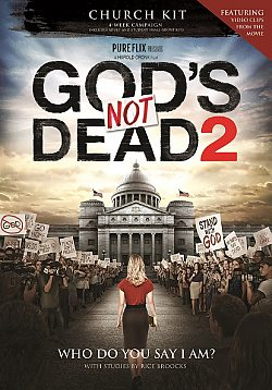 God's Not Dead 2 Curriculum: Church Kit
