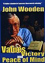 John Wooden: Values Victory and Peace of Mind - DVD