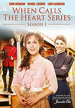 When Calls The Heart: Season 1 - 3 Discs