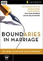 Boundaries In Marriage: Study - DVD