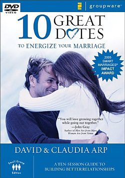 10 Great Dates to Energize Your Marriage: Study