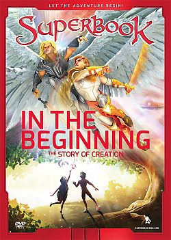 Superbook: In the Beginning: The Story of Creation
