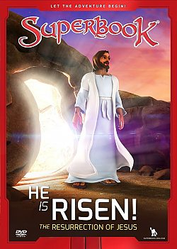 Superbook: He Is Risen!