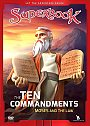 Superbook: The Ten Commandments - DVD