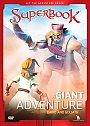 Superbook: A Giant Adventure: David and Goliath - DVD