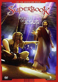 Superbook: Miracles of Jesus