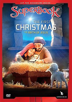 Superbook: The First Christmas: The Birth of Jesus