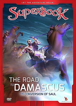 Superbook: The Road to Damascus