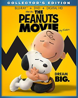 The Peanuts Movie Collector's Edition - Combo DVD