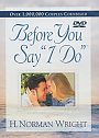 "Before You Say ""I Do""® - DVD"