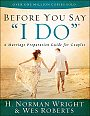 "Before You Say ""I Do""® Study Guide - Book"