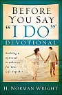 "Before You Say ""I Do""® Devotional - Book"