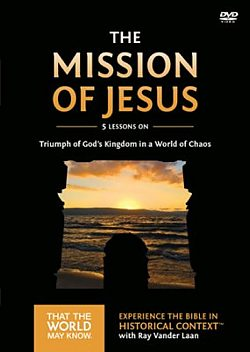 Faith Lessons: The Mission of Jesus: Study