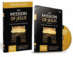 Faith Lessons: The Mission of Jesus: Discovery Guide with DVD