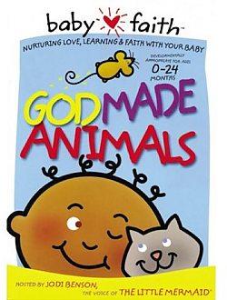 Baby Faith God Made Animals Dvd At Christian Cinema Com