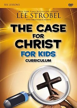 The Case for Christ for Kids Curriculum DVD-ROM