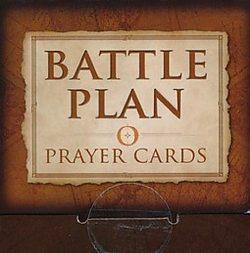 Battle Plan - Prayer Cards