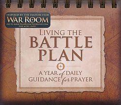 Living the Battle Plan - Perpetual Flip Calendar