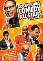 Bobby Jones: Comedy All-Stars Volume 1 - DVD
