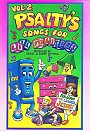 Psaltys Songs for Lil Praisers Vol 2: Follow the Leader Jesus - DVD
