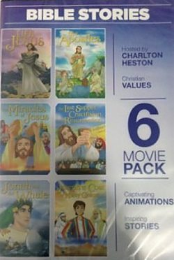 6 Bible Stories: Christian Values