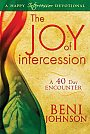 Joy of Intercession - 40 Day Encounter - Devotional - Book