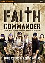 Faith Commander: A Study - DVD