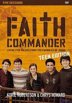 Faith Commander: Teen Edition Study