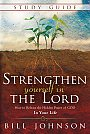 Strengthen Yourself in the Lord - Study Guide - Book
