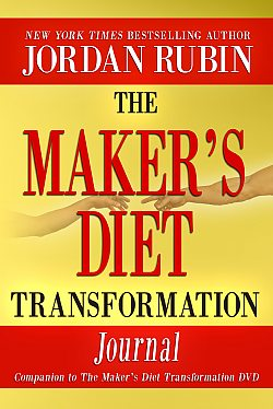 The Maker's Diet Transformation - Journal