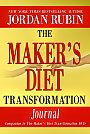 The Makers Diet Transformation - Journal - Book