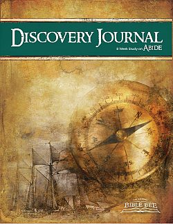 National Bible Bee:2016 Discovery Journal - SENIOR Edition