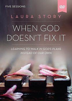 When God Doesn't Fix It: Study