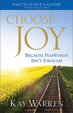 Choose Joy - Participant Study Guide