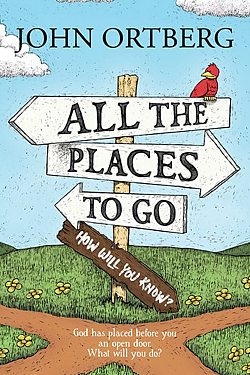 All the Places to Go...How Will You Know? - Paperback