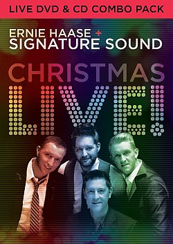 Ernie Haase & Signature Sound: Christmas Live! CD